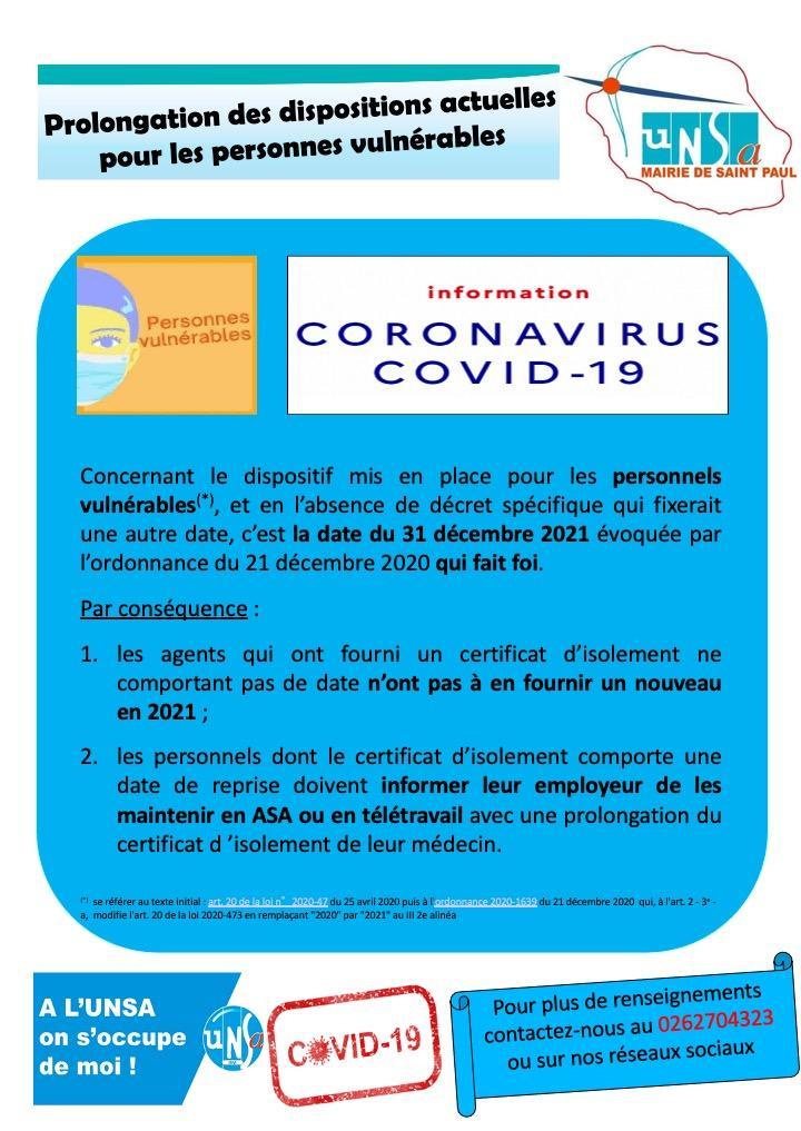 Unsa coronavirus